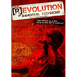 Immortal Technique - The (R)evolution Of Immortal Technique