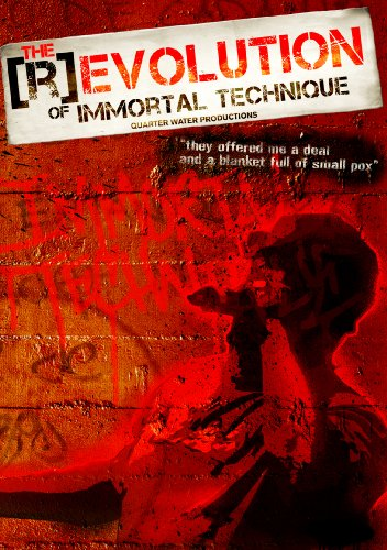 Immortal Technique - The (R)Evolution Of Immortal Technique