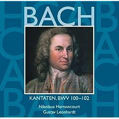 Bach, JS : Sacred Cantatas BWV Nos 100 - 102