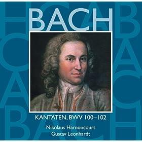 """Cantata No.102 Herr, deine Augen sehen nach dem Glauben BWV102 : I Chorus - """"Herr, deine Augen sehen nach dem Glauben"""" [Choir]"""