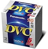Panasonic AY DVM60FE LinearPlus video mini-cassetta - 5 x 60min