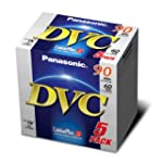 Panasonic AY DVM60FE LinearPlus video...