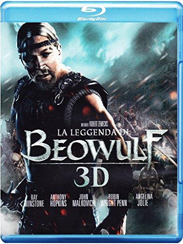 La leggenda di Beowulf(3D) [3D Blu-ray] [IT Import]