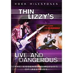 Thin Lizzy's Live and Dangerous