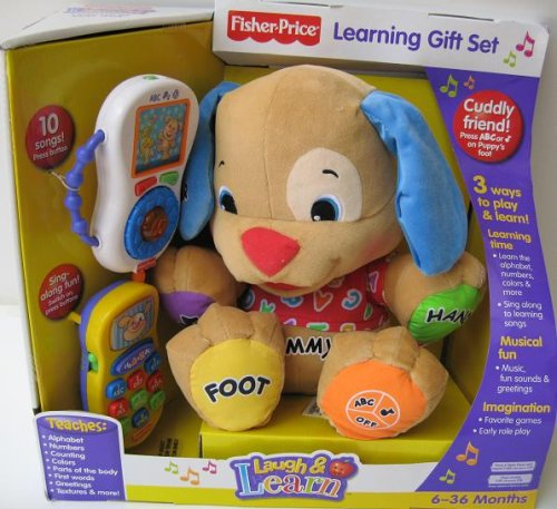 Laugh and Learn-Fiser-Price Leaning Gift Set - Buy Laugh and Learn-Fiser-Price Leaning Gift Set - Purchase Laugh and Learn-Fiser-Price Leaning Gift Set (Fisher-Price, Toys & Games,Categories,Electronics for Kids,Learning & Education,Toys)