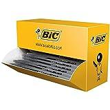 Bic Cristal V2 Rollerball Pen Gel Ink 0.7mm Tip 0.5mm Line Black Ref 896036 [Pack 35 plus 5 FREE] ローラーボールペン (並行輸入品)