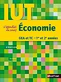 echange, troc David Calmels, Éric Maurus - Économie GEA et TC 1re et 2e années