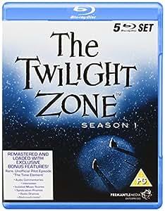 The Twilight Zone - Season One [Blu-ray] [1959] [Region Free]