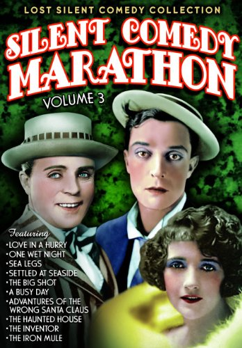 Silent Comedy Marathon 3 [DVD] [1914] [Region 1] [US Import] [NTSC]