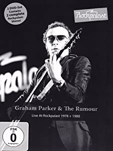 Graham Parker And The Rumour Live At Rockpalast 1978 + 1980 [DVD] [2012] [NTSC]