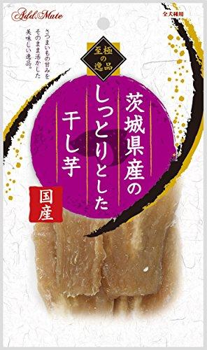 アドメイト (ADD. MATE) 至極の逸品 茨城県産のしっとりとした干し芋 70g写真1