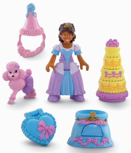 Fisher-Price Nadia the Party Princess Play Set