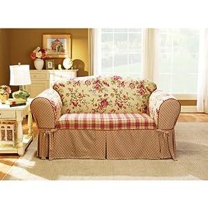 Amazon Sure Fit Lexington Sofa Slipcover Multi