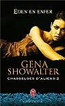 Chasseuses d'aliens, Tome 2 : Eden en enfer par Showalter