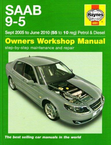 saab-9-5-petrol-diesel-service-and-repair-manual-haynes-manual-sept-2005-to-june-2010-by-peter-t-gil