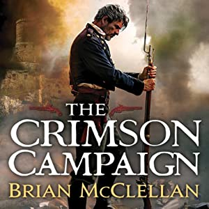 The Crimson Campaign Audiobook