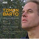 Tzimon Barto - Paganini Variations & Paganini Rhapsody