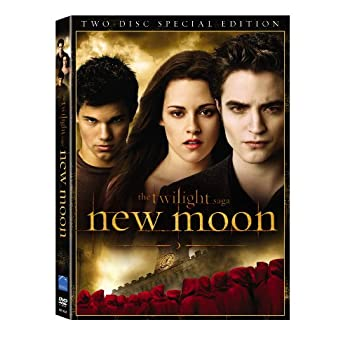 Set A Shopping Price Drop Alert For The Twilight Saga: New Moon (Two-Disc Special Edition)