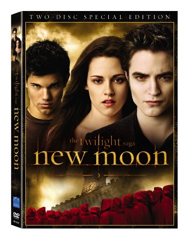 In the second chapter of Stephenie Meyer's best-selling Twilight series, the romance between mortal Bella Swan (Kristen Stewart) and vampire Edward Cullen (Robert Pattinson) grows more intense as ancient secrets threaten to destroy them. When Edward leaves in an effort to keep Bella safe, she tests fate in increasingly reckless ways in order to glimpse her love once more. But when she's saved from the brink by her friend, Jacob Black (Taylor Lautner), Bella will uncover mysteries of the supernatural world that will put her in more peril than ever before.