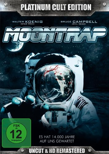 Moontrap - 2-Disc-Edition (Platinum Cult Edition) [2 DVDs]