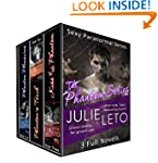 PHANTOM SERIES BOXED SET (3 full nove...