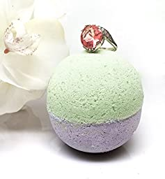 Hidden Treasure Bath Bomb (Lavender Chamomile)