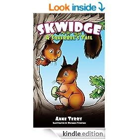 Skwidge: A Squirrel's Tail