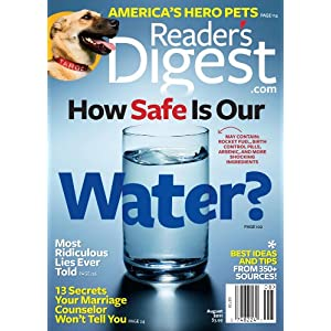 3-Year Reader's Digest Subscription