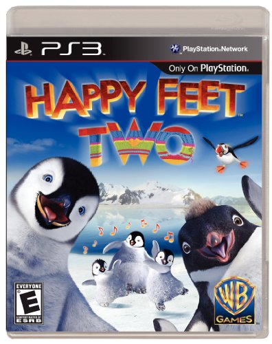 Happy Feet 2 - Playstation 3 - 1