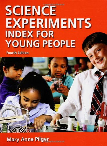 Science Experiments Index for Young People