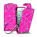 Ipod Touch 5 5th Gen Pink PU Leather...