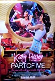 Katy Perry Part Of Me: One Sheet Film Poster
