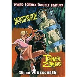 Monstrosity / Teenage Zombies DVD Double Feature