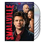 Smallville: The Complete Sixth Seasonby Tom Welling