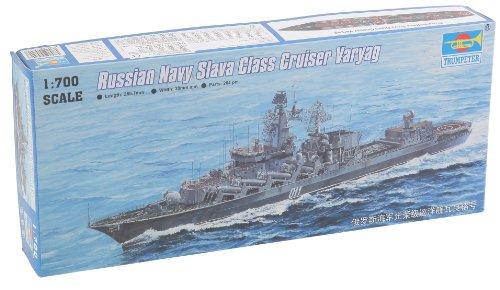 ロシア海軍スラヴァ級巡洋艦 ワリヤーグ