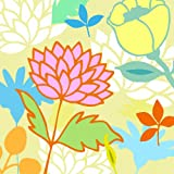 8 Greetings Card Stationery Notecards - Exotica - 8 Mixed Notelets - Blank - for birthday cards, invites, thank you and sorry cards