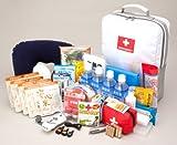【防災グッズ】地震対策30点避難セット ?避難生活で必要な防災用品をセットした非常持出袋