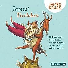 James' Tierleben Hörbuch von James Krüss Gesprochen von: Julian Greis, Maria Hartmann, Walter Kreye, Julia Nachtmann, Eva Mattes, Achim Buch