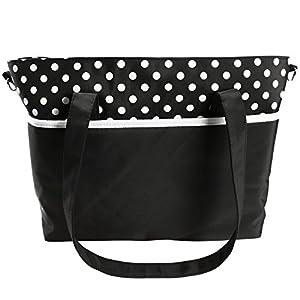 Designer Baby Diaper Diaper Changing Tote Bag, 8pc Set, Costanzo Enrico ® Bellagio from Costanzo Enrico ®
