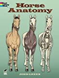 Search : Horse Anatomy (Dover Nature Coloring Book)