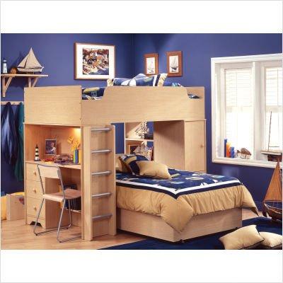 Newton Loft Bunk Bed