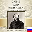 Crime and Punishment [Russian Edition] Audiobook by Fyodor Dostoyevsky Narrated by Vyacheslav Gerasimov