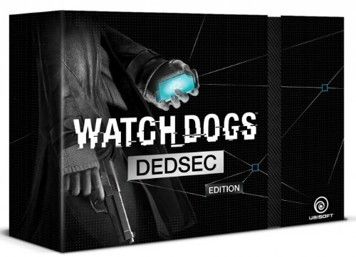 Watch_Dogs - DedSec Edition (Collector's)