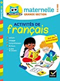 img - for Collection Chouette: Activites De Francais Gs (5/6 Ans) (French Edition) book / textbook / text book