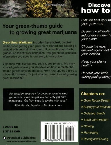 how to grow great marijuana