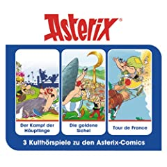 Asterix - H�rspielbox Vol. 2