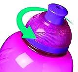 Sistema Twist n Sip Water Bottle - 460 ml, Pink