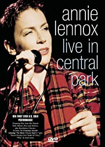 Annie Lennox - Live in Central Park