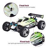 RC-Auto-Off-Road-100M-Fernsteuerungsauto-4WD-Schnelle-Geschwindigkeit-70-km-h-Fahrzeug-Mastab-118-Schnelle-Race-Truck-24-GHz-Elektro-Buggy-Hobby-Auto-Grn