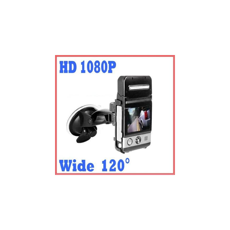HD 1080P Sports Dash Cam Car Camera Accident DVR